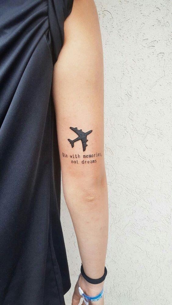 25 Tattoos, die Sie als Reisefan dringend annehmen sollten