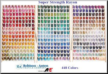 Shoppers Rule Robison Anton Complete Rayon Mini King Collection Embroidery Supplies Sewing Machine Accessories Sewing Machine Presser Foot