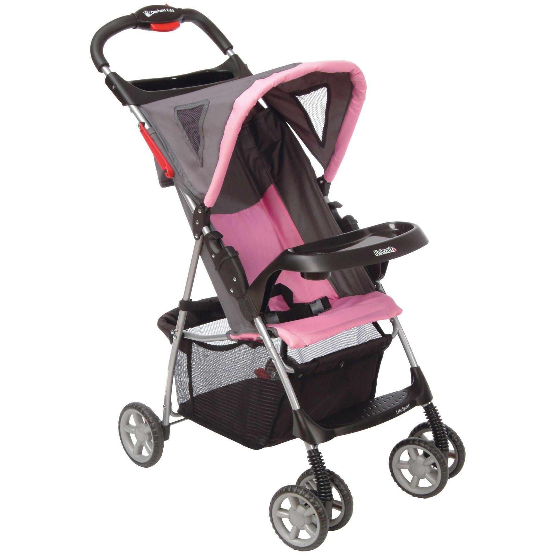 Kolcraft Lite Sport Stroller Baby Baby Car Seats Strollers