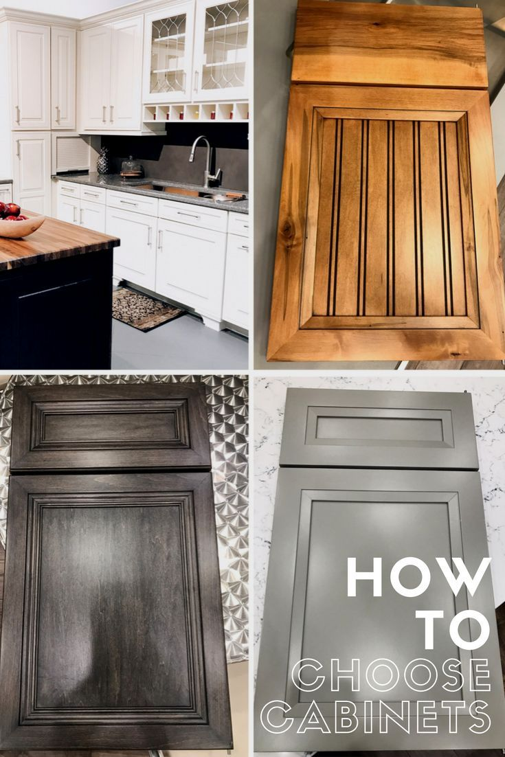 How To Choose Kitchen Cabinets For Your Home Kitchens Organizing And Construction