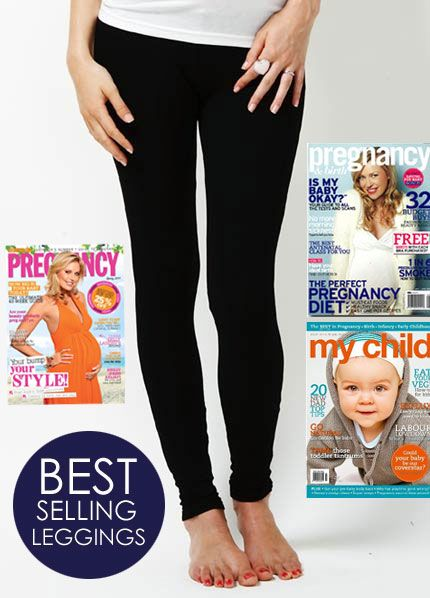 3a2501b765efa Trimester - Oasis Long Maternity Leggings - Maternity Essentials - Queen Bee