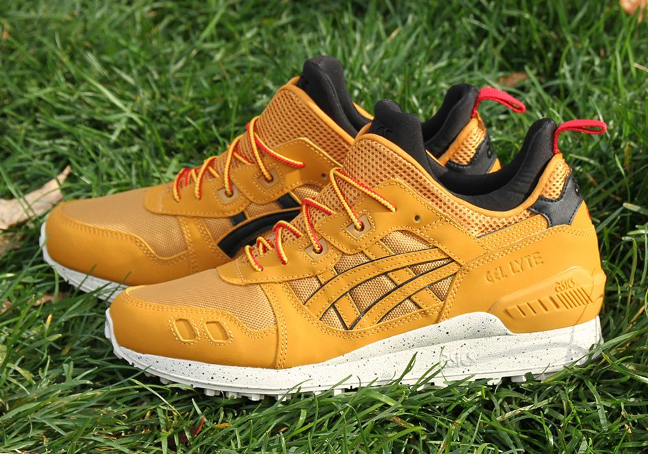 Asics Gel Lyte III MT Mid: Wheat