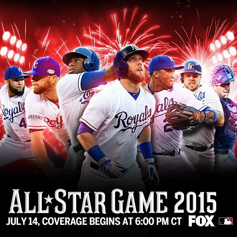 Who's ready for tonight? Kansas City Royals All Star Game