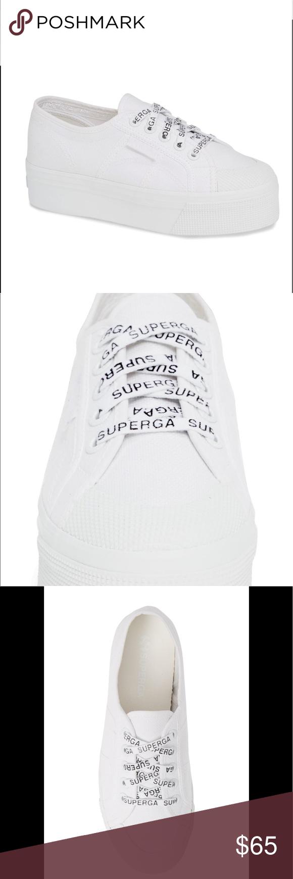 SUPERGA 2405 cotu platform sneaker