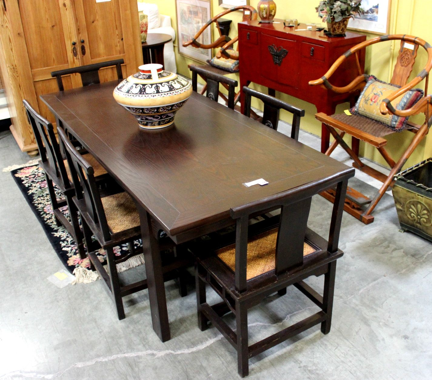 4480 New 36 X 86 Dark Finish Zen Dining Table From Eastwest Fusion In Portland Chairs