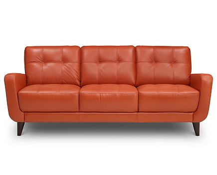 Vero Beach Sofa In Pumpkin Mart