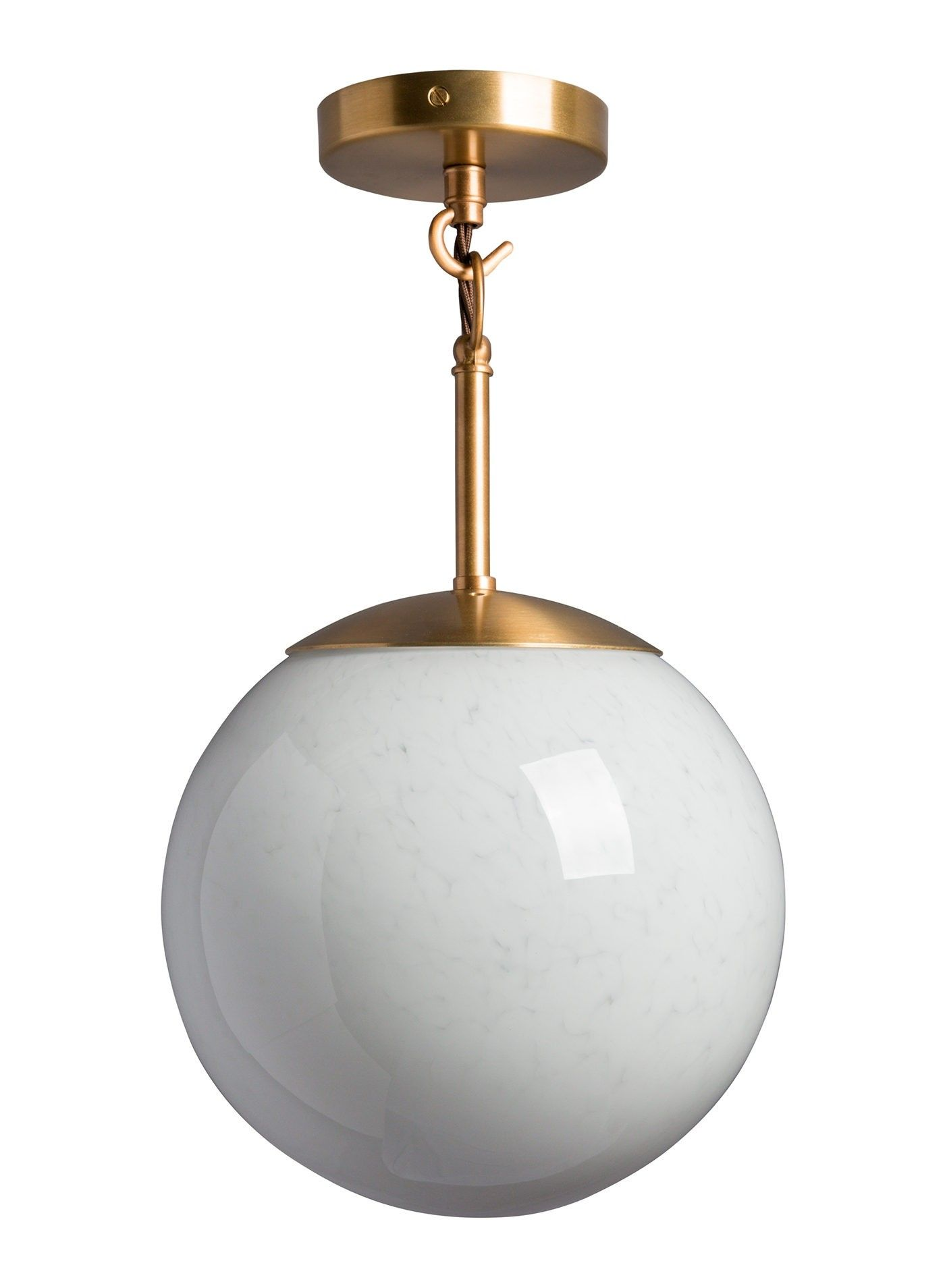 Heathfield Co Pendant Light Lunar Short Pendant Light Light