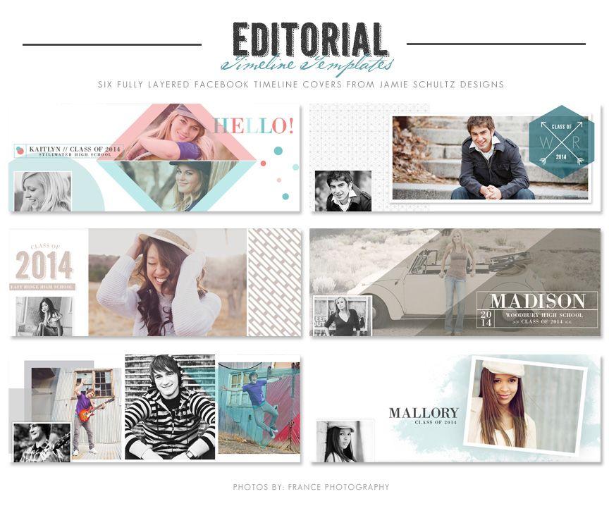 Editorial Timeline Templates by Jamie Schultz Designs Jamie - timeline templates