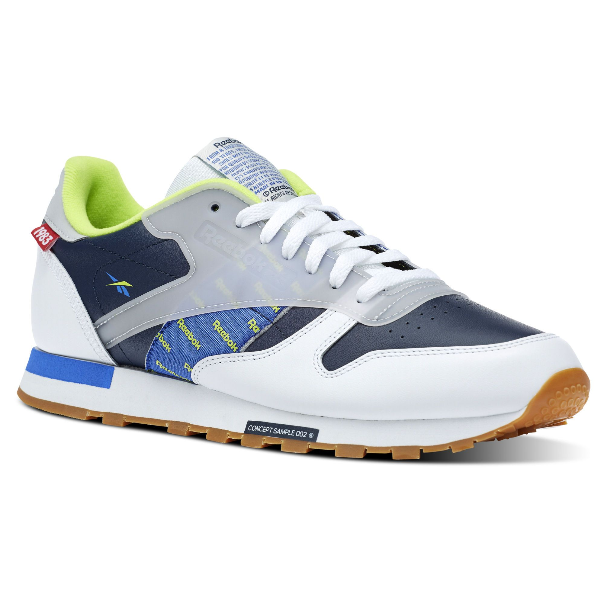 Shop for Classic Leather Altered - Multicolor at reebok.com. See all the  styles and colors of Classic Leather Altered - Multicolor at the official  Reebok US ... 02061adc4