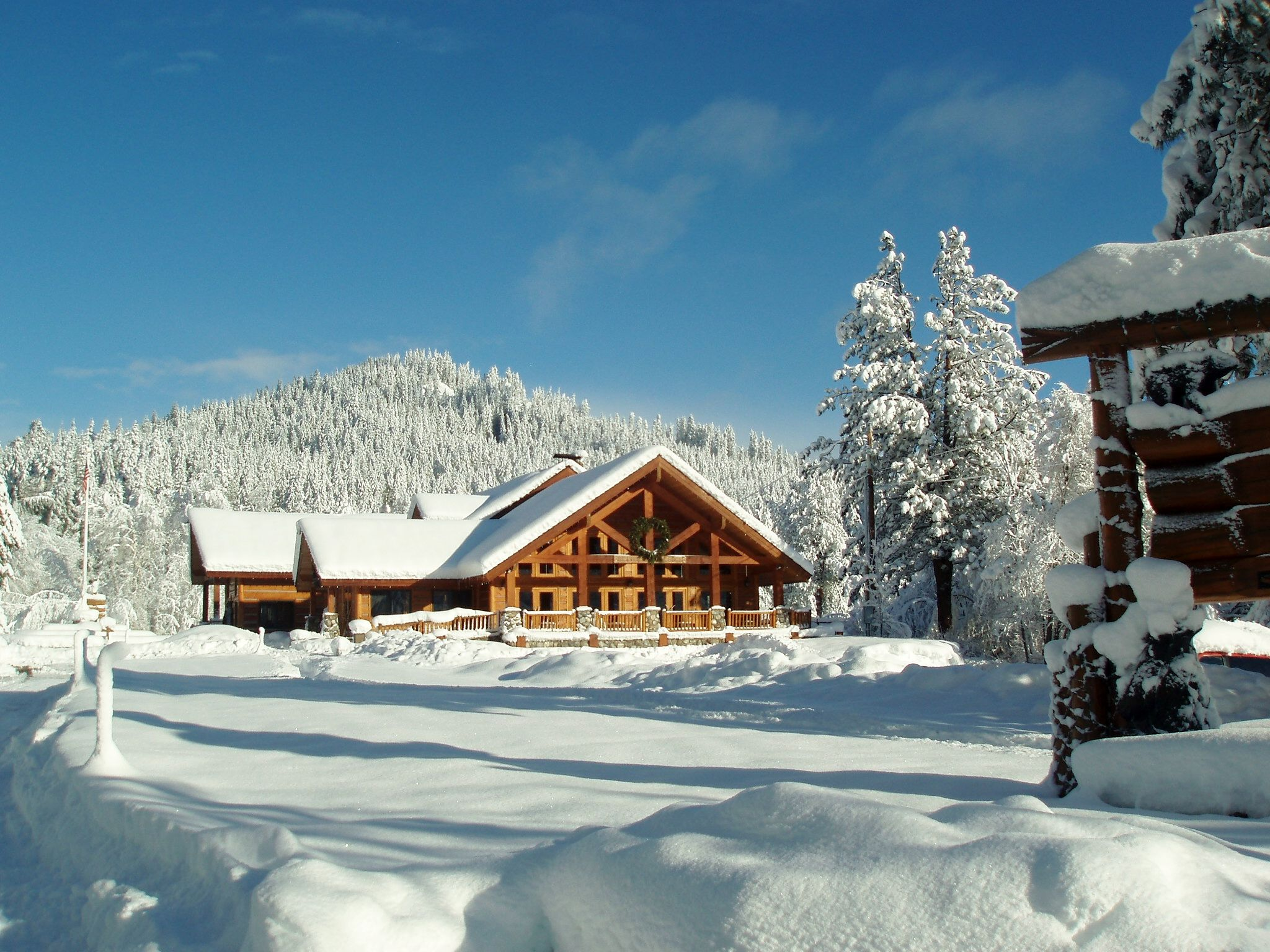 Mountain Springs Lodge In Leavenworth Wa