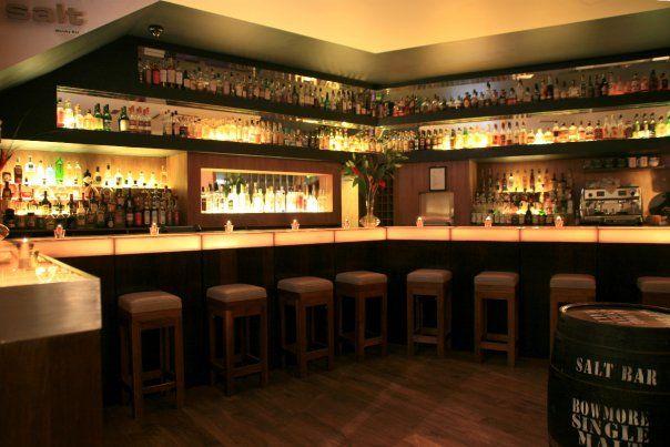 Salt Whisky Bar Dining Room Marble Arch London