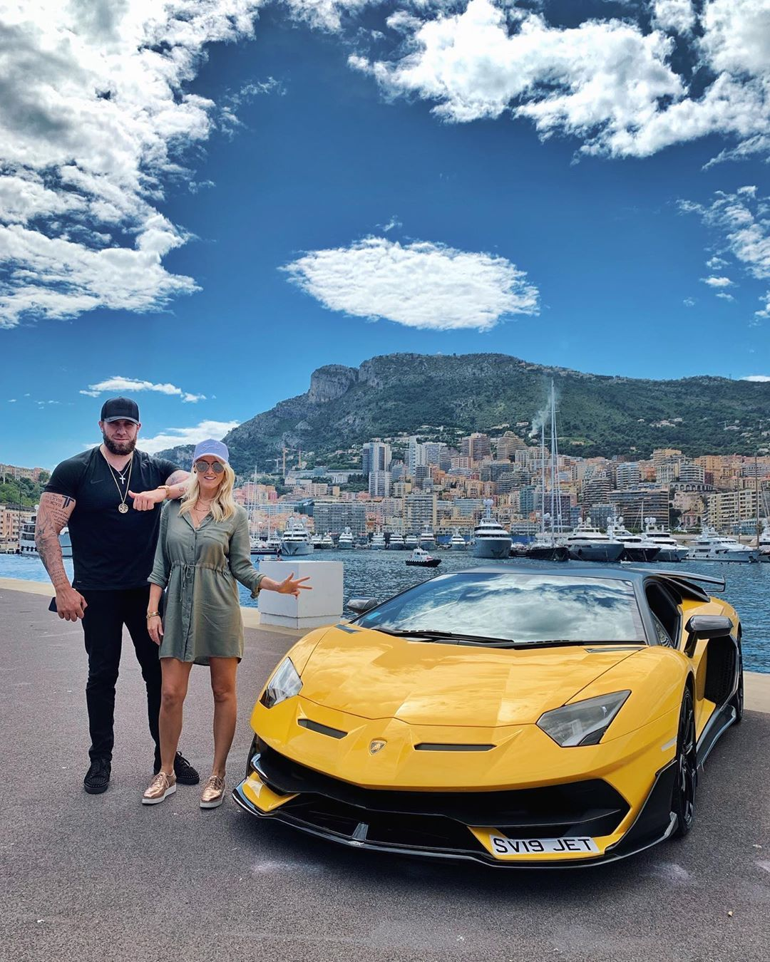 Filming With The Hulk Gmk001 Of Monaco Youtube Video Out Tomorro Dream Cars Lamborghini Lamborghini Aventador Performance Cars