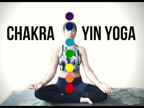 7 yin yoga poses 1 for each chakra  yin yoga yin yoga
