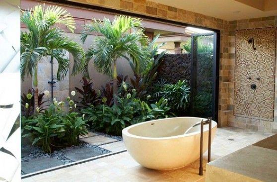 Cinco Ideas Creativas Para Tus Jardines Interiores Cuartos De