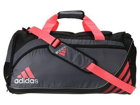 2a2a9e96b99d adidas Team Speed Duffel - Medium Lead Red Zest Deportivo