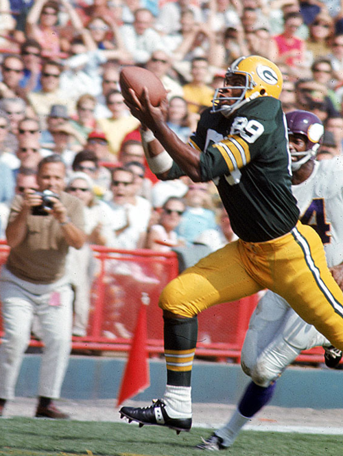 Dave Robinson Green bay packers, Green bay packers