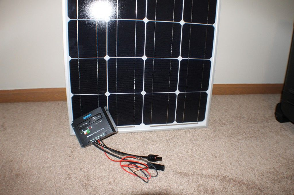 How to build a solar generator 3000 watt part 1