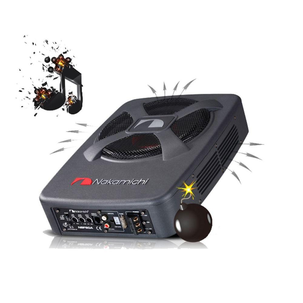 Hot Sale Brand New Nakamichi Nbf80a 8 Inch Car Audio Active Font