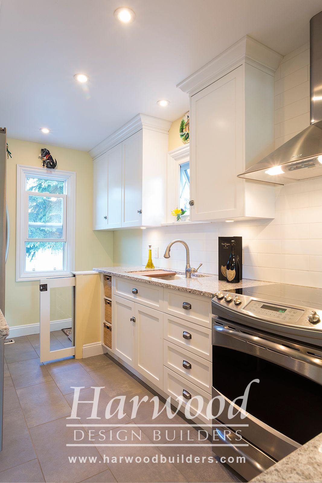 EGERTON KITCHEN - This 1920\'s home was transform… | Kitchen ...