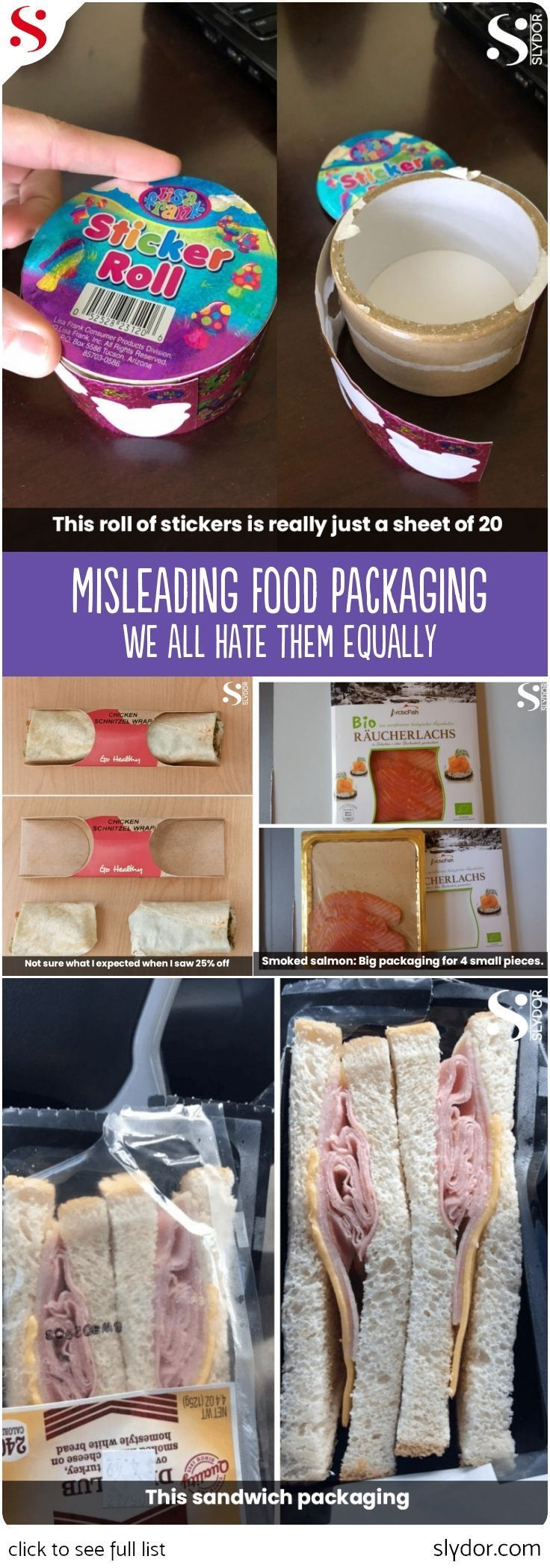 Misleading Food Packaging This Is Why I Have Trust Issues
