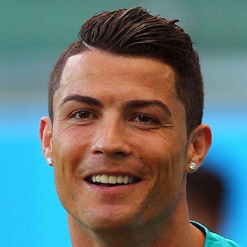 Cristiano Ronaldo Haircut Ronaldo Cristiano Ronaldo And Haircuts - Hairstyle de cr7