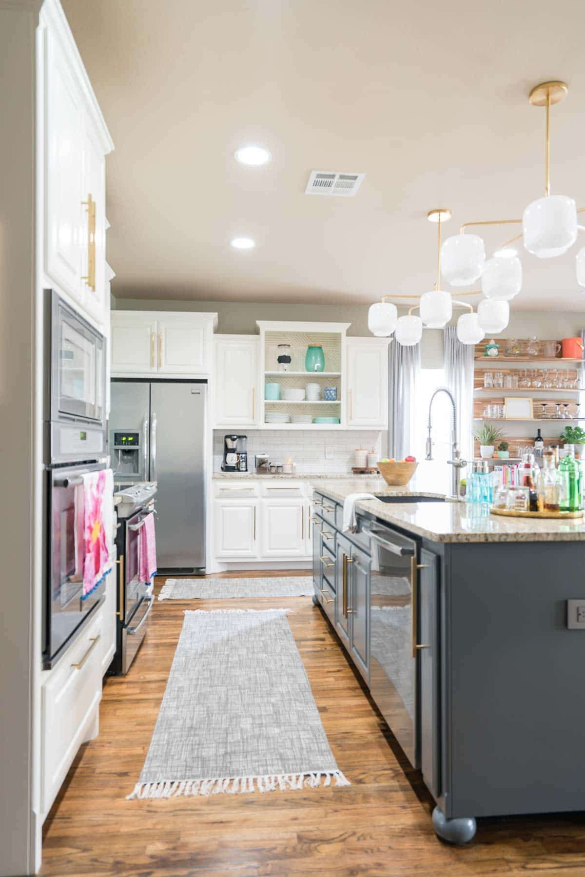 How to Organize Everything in Your Kitchen - Polished ...