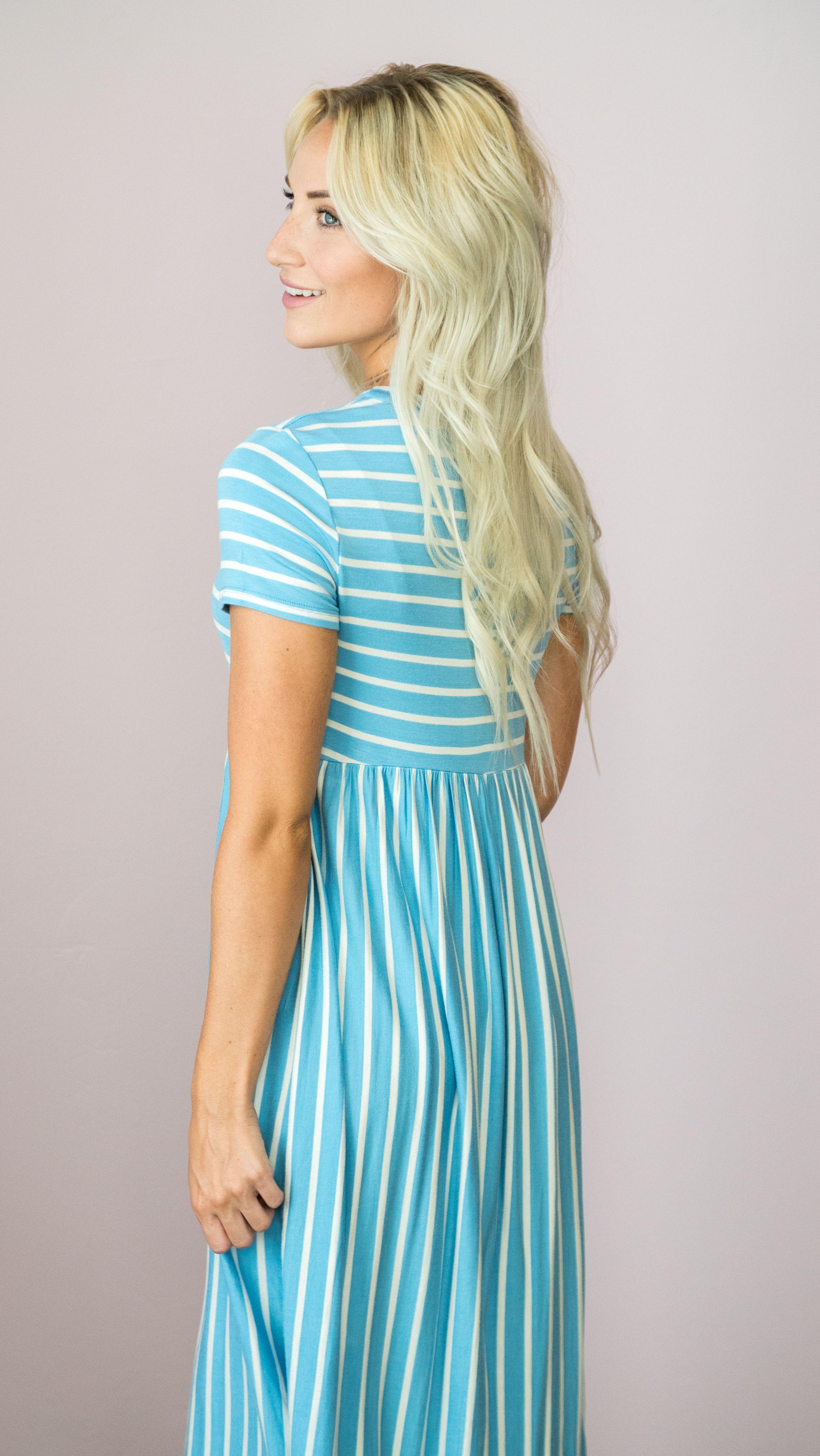 Baby doll blue dress dresses blue dresses short sleeve