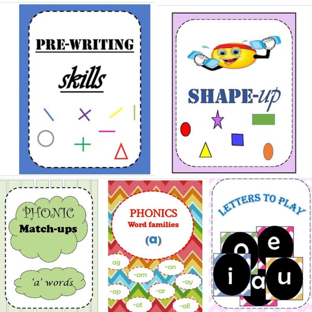 Teacherspayteachers Worksheet Printable Prewriting
