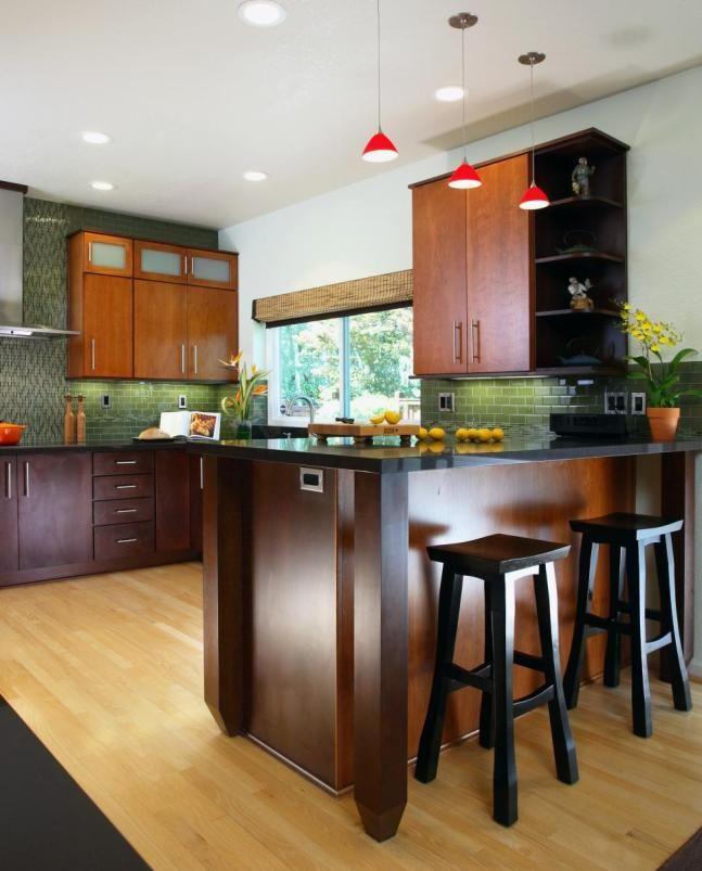 Modern Asian Kitchen Ideas