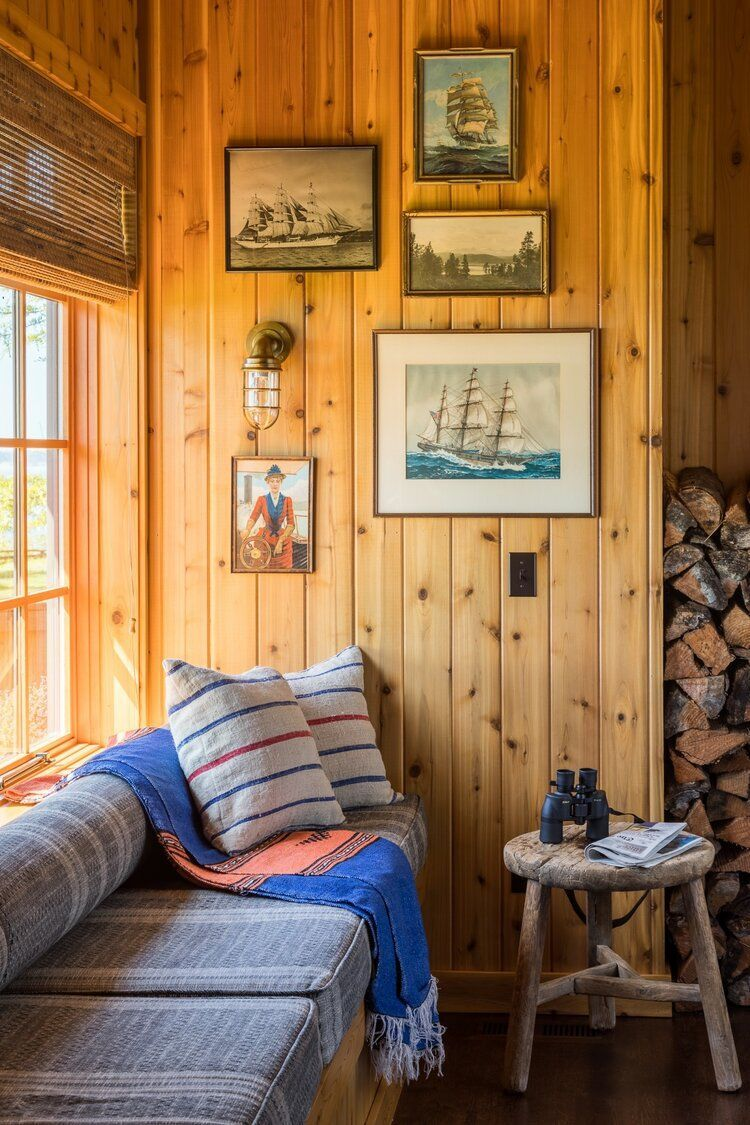 Photo of Home Tour | Hatmaker Pfeiffer's Whidbey Island Retreat – Scout & Nimble