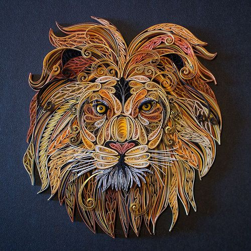 Versatile Quilling Artist - Stacy Bettencourt of Mainely Quilling