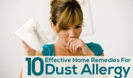 Home Remedies for Dust Allergy | Healthy & Kid Friendly
