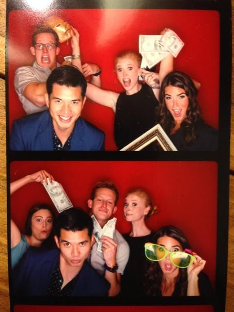 Last ship wrap party.