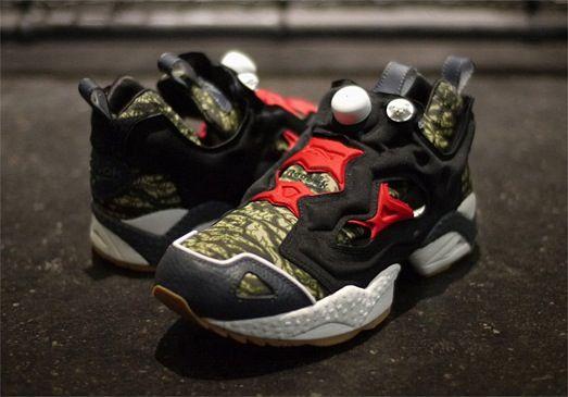 Reebok Insta Pump Fury (Metallics Pack) Sneaker Freaker