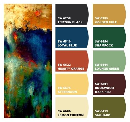 Chip It By Sherwin Williams Boho Colors Color Fall Color Schemes Color Palate