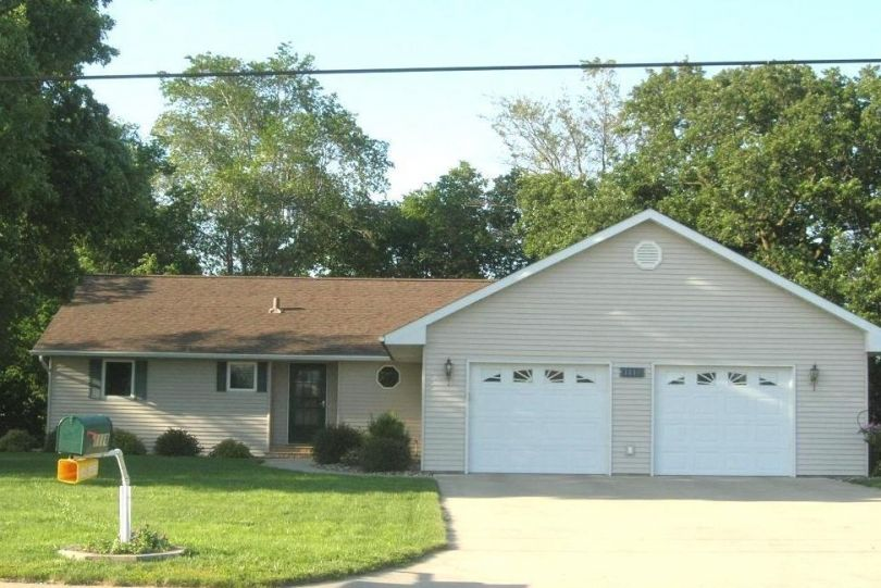 attached garage home sweet home Pinterest Attached