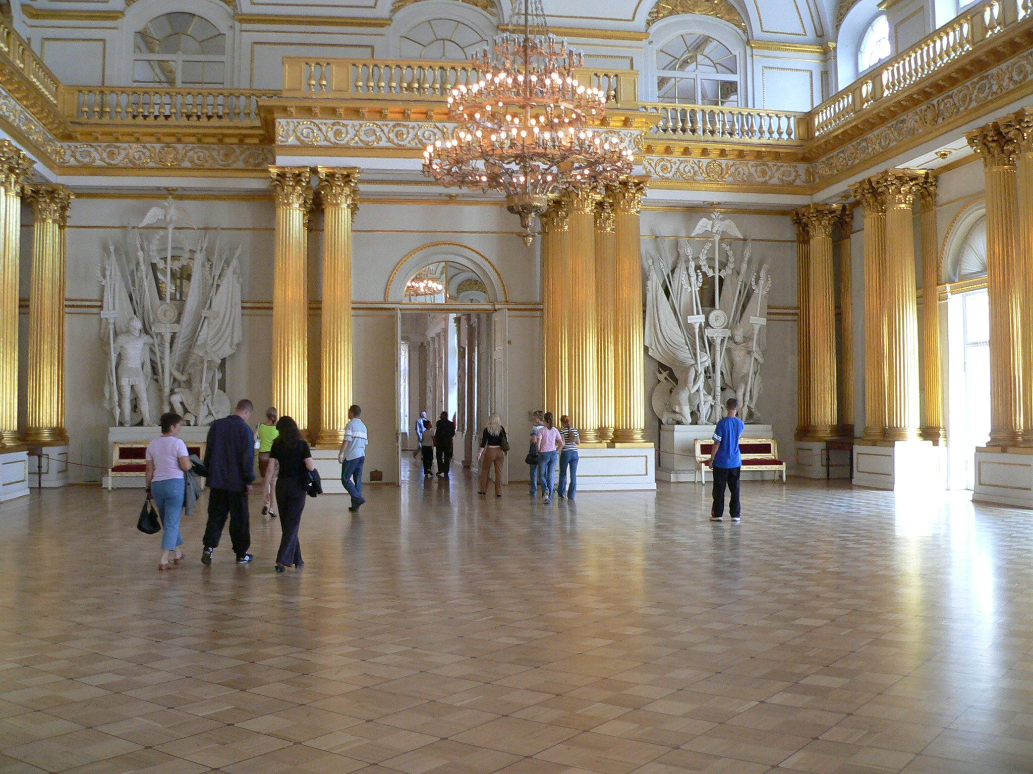 Winter Palace Russia Ballroom
