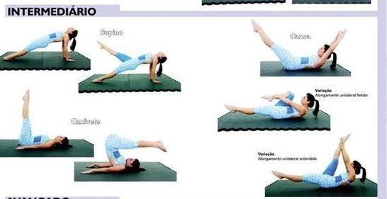 33 Ideas De Ejercicios De Pilates En Casa Ejercicios Pilates Pilates Para Principiantes Videos De Ejercicios De Pilates