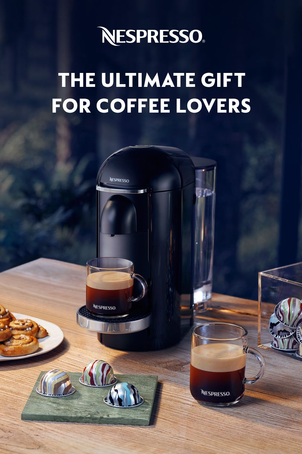 Discover our Vertuo machines Coffee drink recipes
