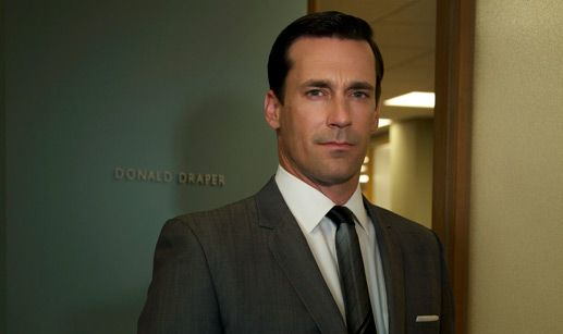 Mad Men Hairstyles Men Custom Get A Haircut Like Mad Men  Jon Hamm Mad Men And Mad