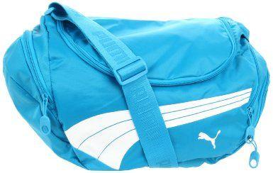 Puma Freestyle PMAM1022 Duffle Bag,Black,One Size: Clothing