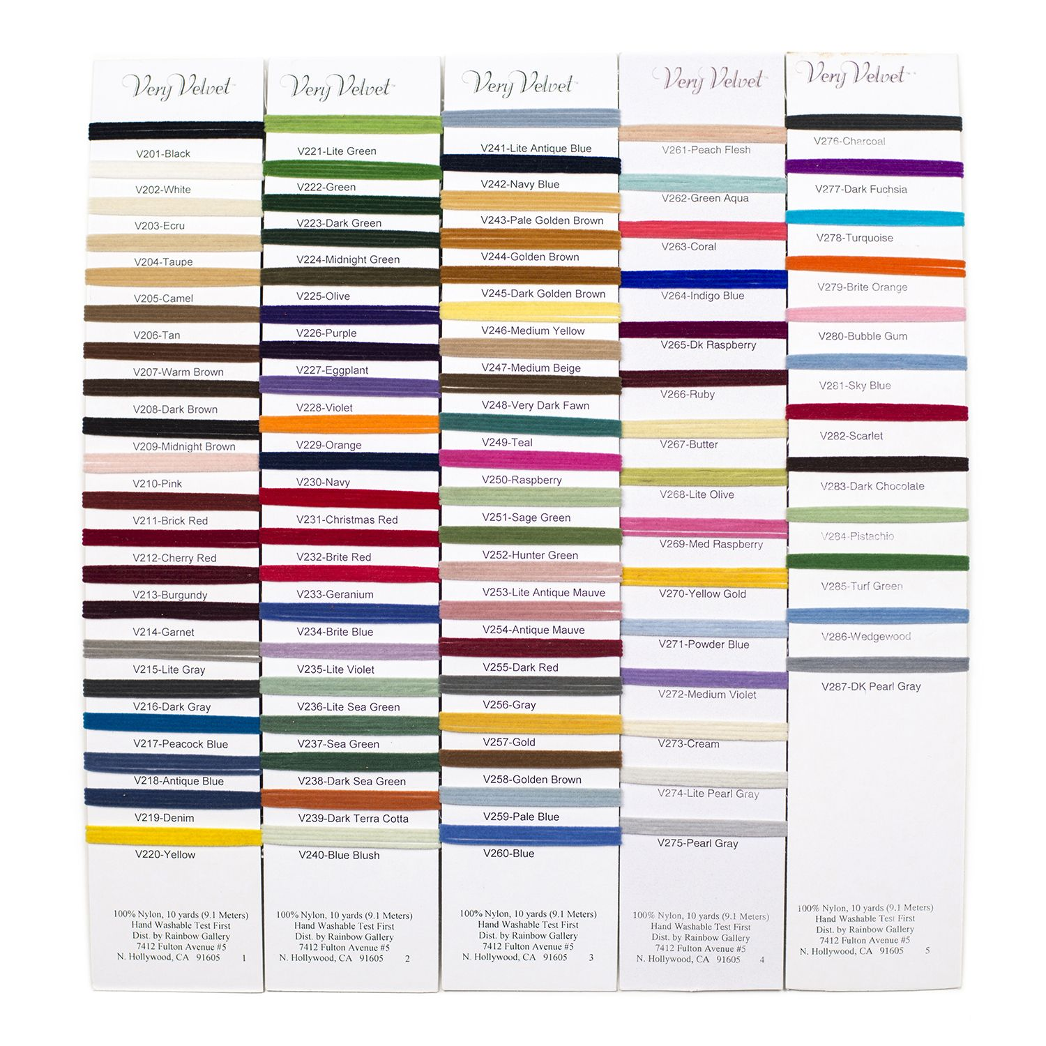 Very velvet color charts google search needlepoint threads etc very velvet color charts google search nvjuhfo Images
