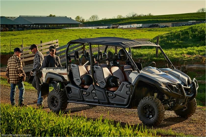 2018 Yamaha Viking Vi Eps Ranch Edition Utility Side By Side Yamaha Viking Yamaha Vikings