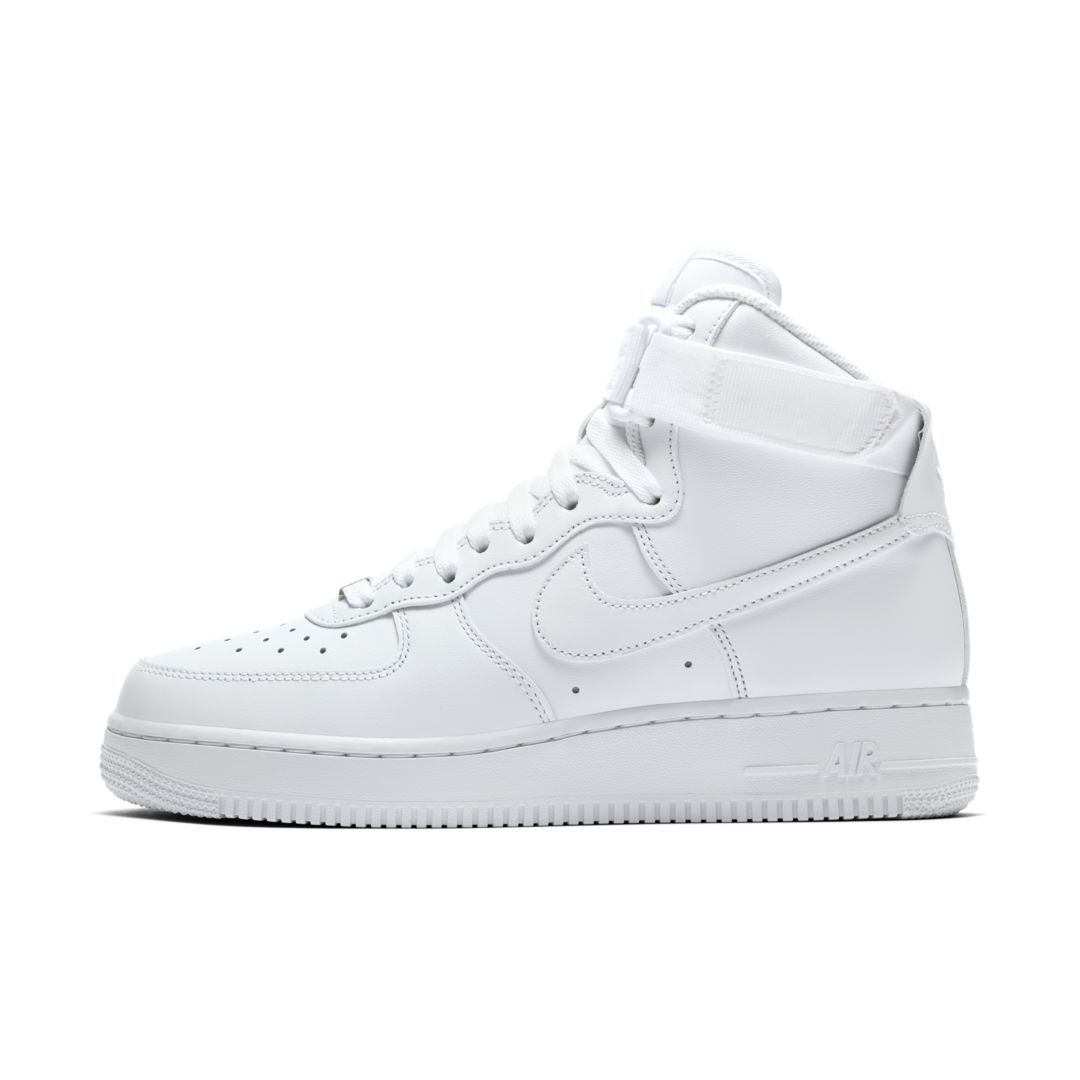 Nike Air Force 1 High 08 Le Women S Shoe Size 5 White With