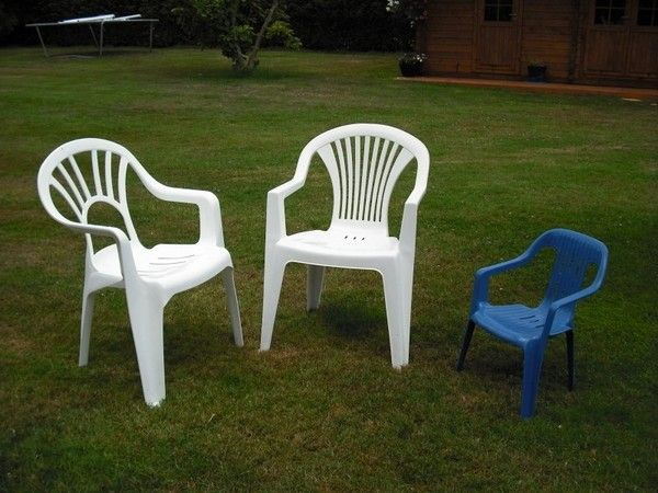 Chairs Made With PVC Should Be Avoided: Walmart : Plastic Patio Chairs  Stackable Walmart