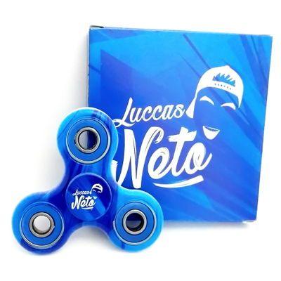 Hand Giro Spinner Luccas Neto Dragao De Agua Netos Irmaos Neto