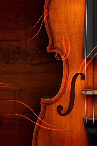 Iphone Wallpaper With Images Violin Music Violin Music Wallpaper