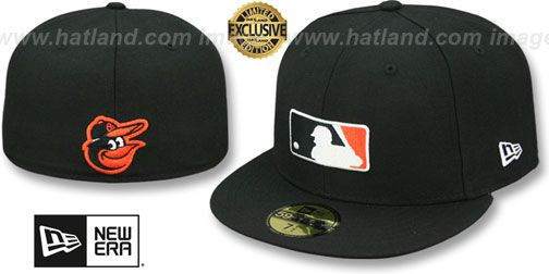 17d5333b0 Baltimore Orioles TEAM MLB UMPIRE Black Hat by New Era | My want ...