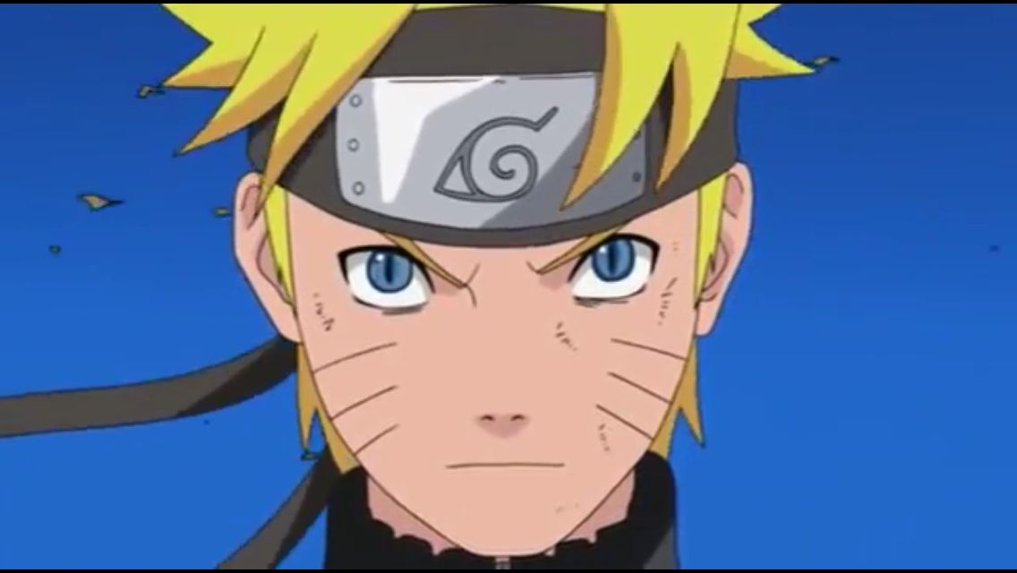 Naruto S Determined Face Right Now Gets Me Excited Anime Best Friends Anime Naruto