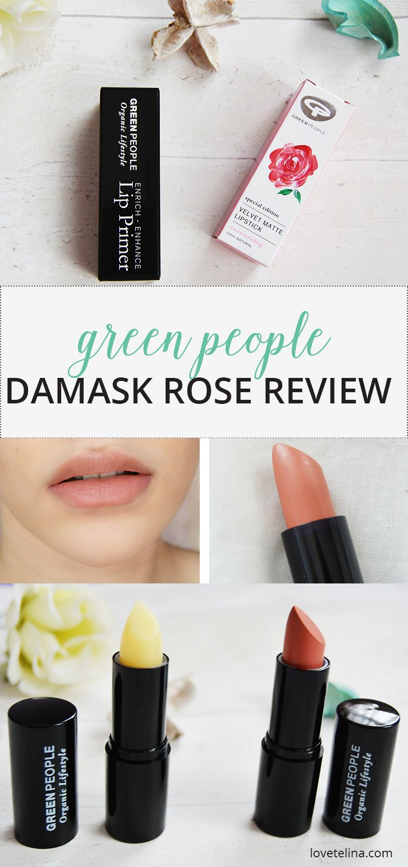 Damask Rose is a special edition velvet matte lipstick shade from ...
